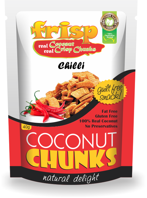 Coconut chilli Chunks
