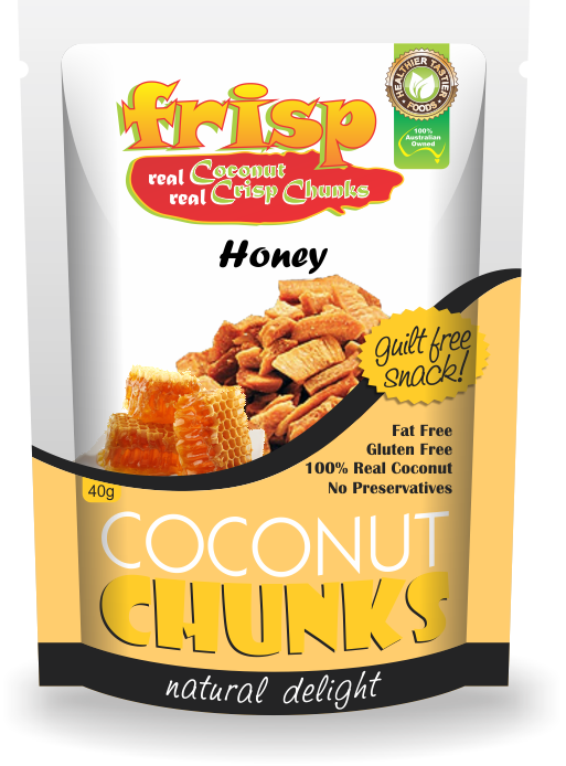 Coconut honey Chunks